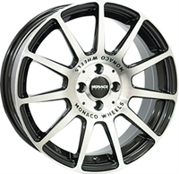 Monaco Rallye Black & Polished 17""