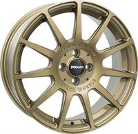 """Monaco Rallye Dull Bronze 17"""""""