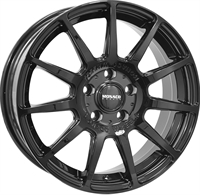 Monaco rallye Mc Gloss Black 17""