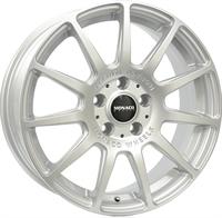"""Monaco Rallye Silver 17"""""""