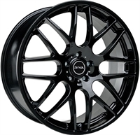 Fox Racing Rivadtm Gloss Black 17""