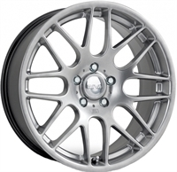 Fox Racing Rivadtm Silver 18""