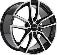 "GMP DEDICATED S310 Black Polished 18"""