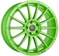 TEC by ASA TEC AS2 Race Light Green 17""