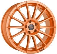 """TEC by ASA TEC AS2 Race Orange 18"""""""