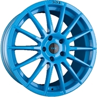 TEC by ASA TEC AS2 Smurf Light Blue 17""