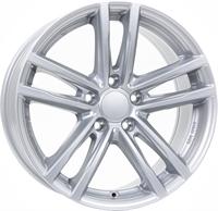 """Rial UniWheels X10 Polar Silver 16"""""""