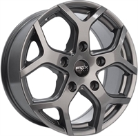 Fox Racing Viper4 Fx Anthracite Dark 18""