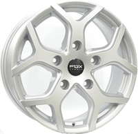 "Fox Racing Viper4 Silver 18"""