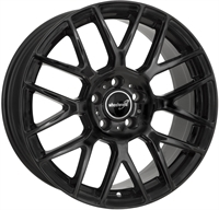 Wheelworld Wh26 Black Glossy 18""