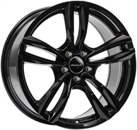 Wheelworld Wh29 Black Glossy 17""
