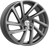 GMP DEDICATED Wonder Glossy Anthracite 16""