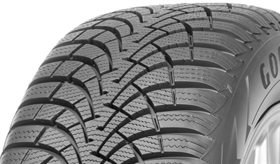 Goodyear Ultra Grip 9+ Non Central Groove 195/65R15 91 T