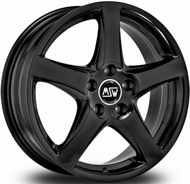 MSW 78 Black 16""