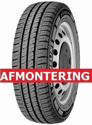 Michelin AGILIS+ AFMONTERING 215/65R16 109 R
