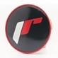 Japan Racing Universal Kapsel Rød kant