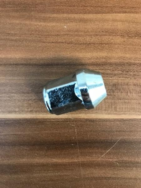 Møtrik M12x1,5x34 NV19 lukket