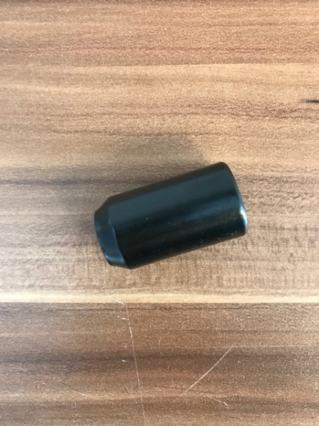 Tuner møtrik M14x1,5x37 ø20 kegle sort