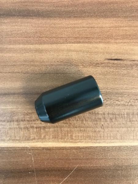 Tuner møtrik M12x1,5x37 ø20 sort