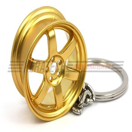 TE37 nøglering guld