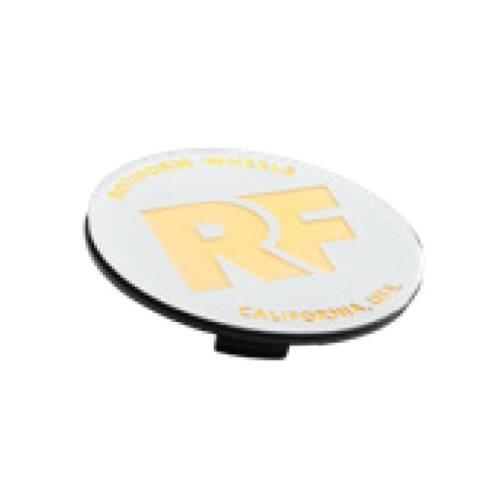 Rotiform RF Centerkapsel Hvid Med Guld RF