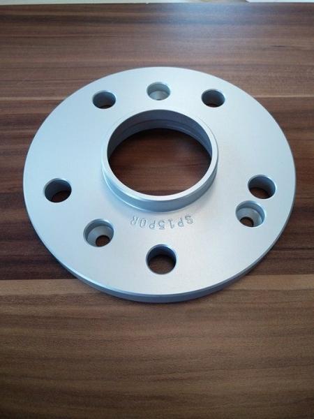 Spacer 5x130 ø71,6 T=15 mm