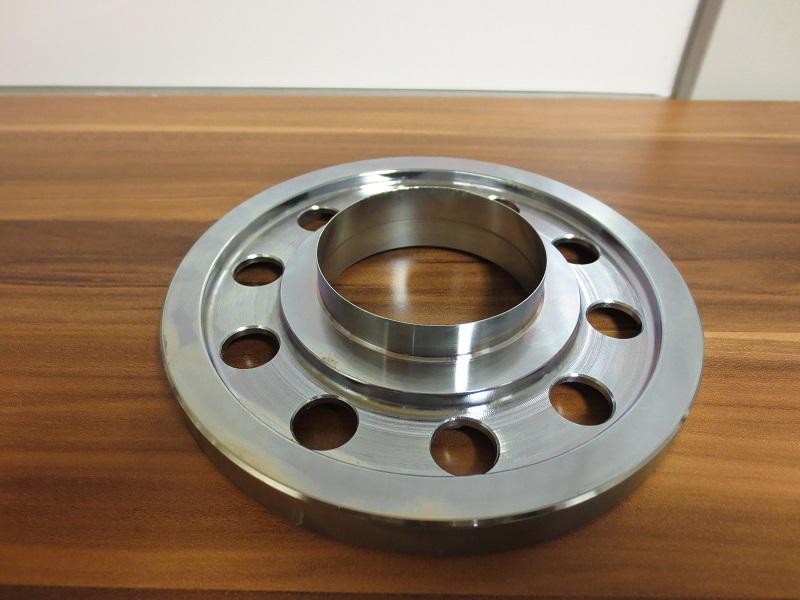 Spacer 5x112 ø66,6 T=10 mm